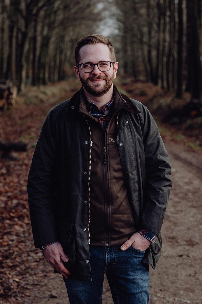 Ahnert Jagd & Waffenhandel aus Treia - Sören Ahnert im Porträt