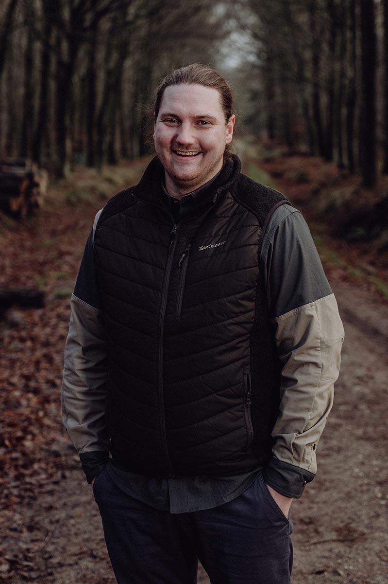 Ahnert Jagd & Waffenhandel aus Treia - Birger Ruff im Porträt